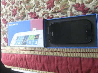 Nokia Lumia 710 Won By Siddharth Gupta for What's My ID Contest for Youth ki Awaaz