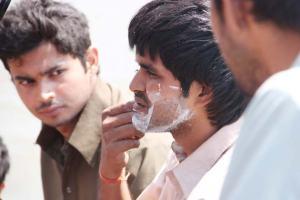 Sanjeev Jaiswal as Ajmal Kasab