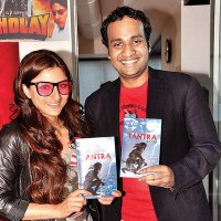 Adi and Soha Ali Khan at Book Launch of Tantra